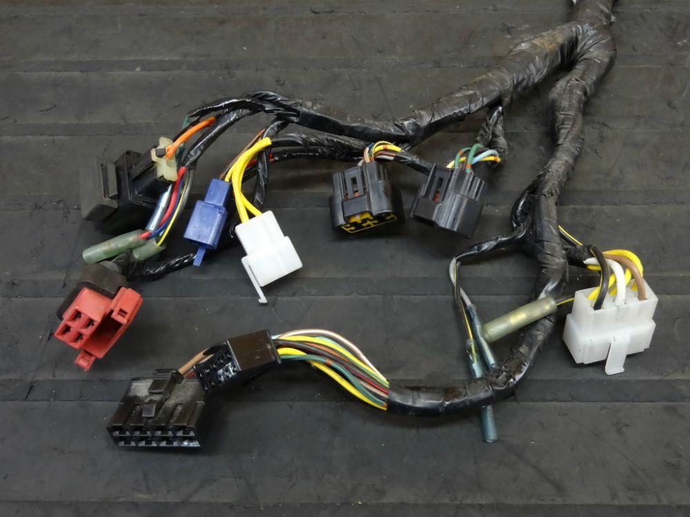 【151228】エリミネーター250V(VN250A)◆メインハーネス 電装